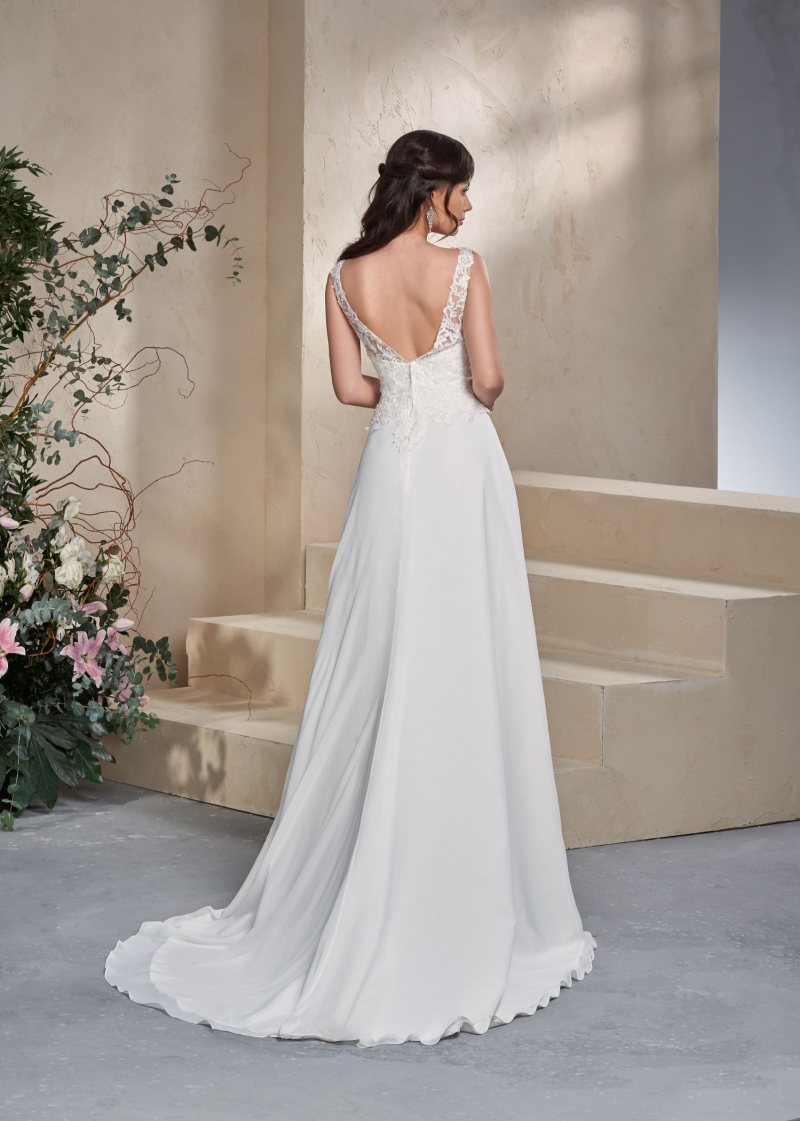 Weddingdress Affezione Colt - Back
