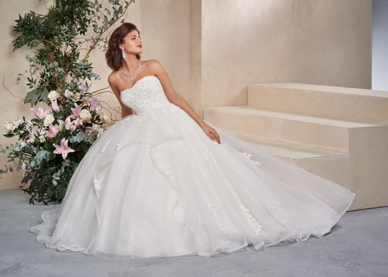 Weddingdress Affezione Fire - Landscape