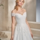 Weddingdress Affezione Gaia - Closeup