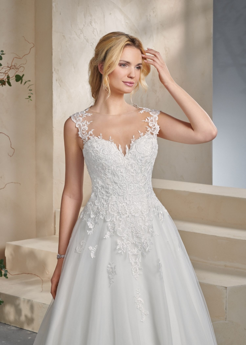 Weddingdress Affezione Hero - Closeup