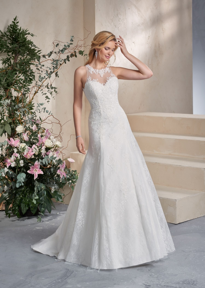 Weddingdress Affezione Honor - Front