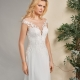 Weddingdress Affezione Indigo - Closeup