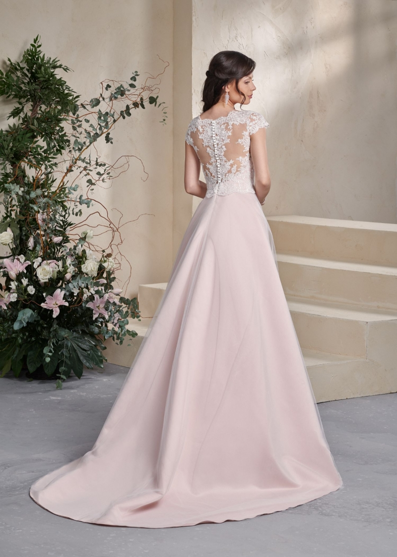 Weddingdress Affezione Java - Back