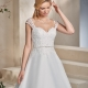 Weddingdress Affezione Journey - Closeup