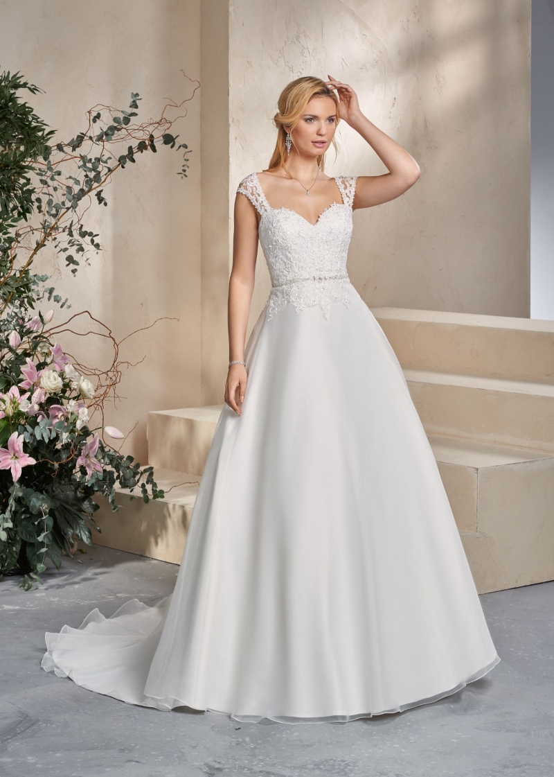 Weddingdress Affezione Journey - Front