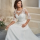 Weddingdress Affezione Justice - Closeup