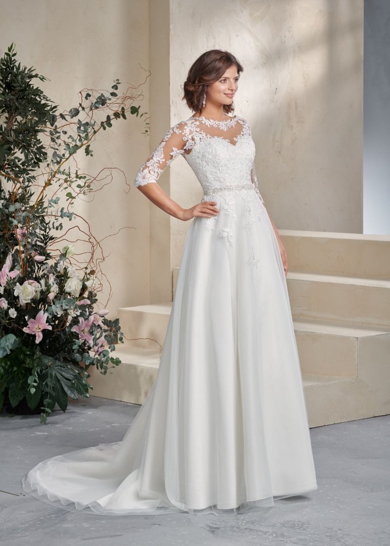 Weddingdress Affezione Justice - Front