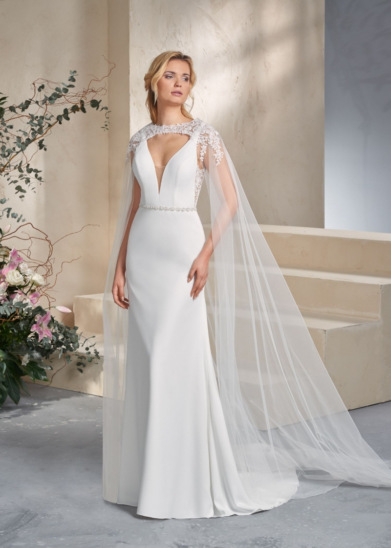 Weddingdress Affezione Liberty - Front