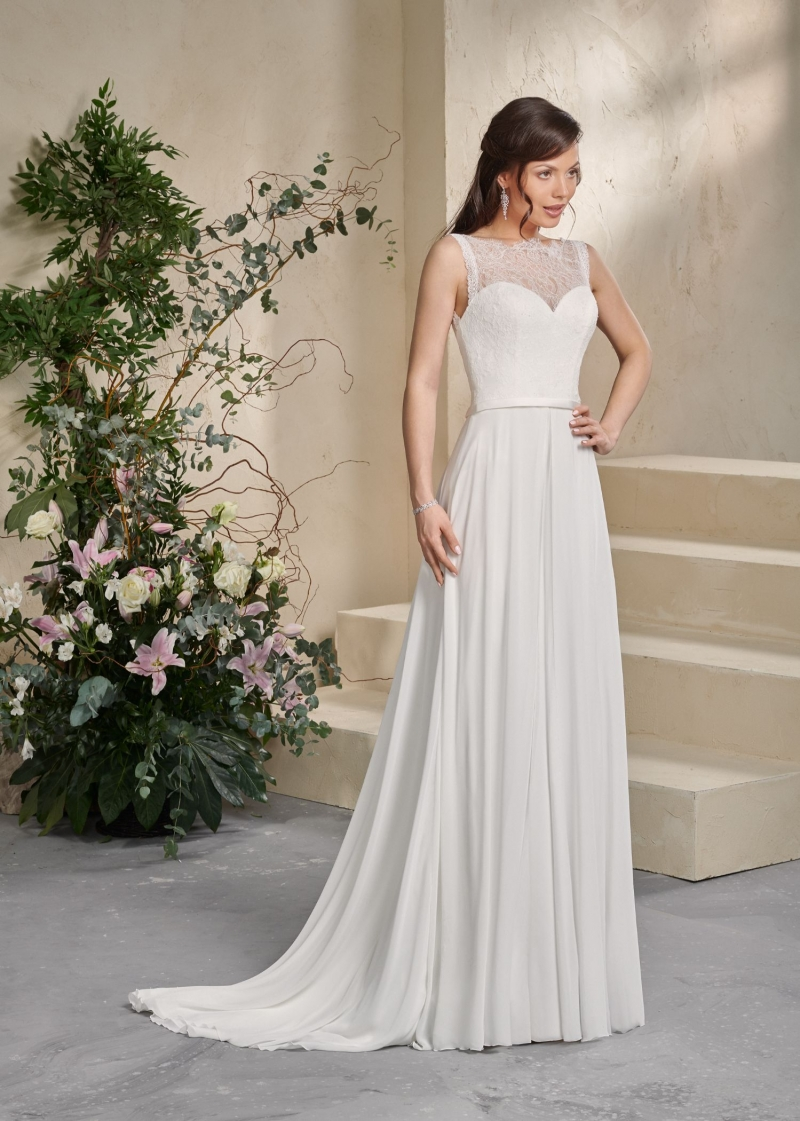 Weddingdress Affezione Mabel - Front