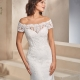 Weddingdress Affezione Marvel - Closeup